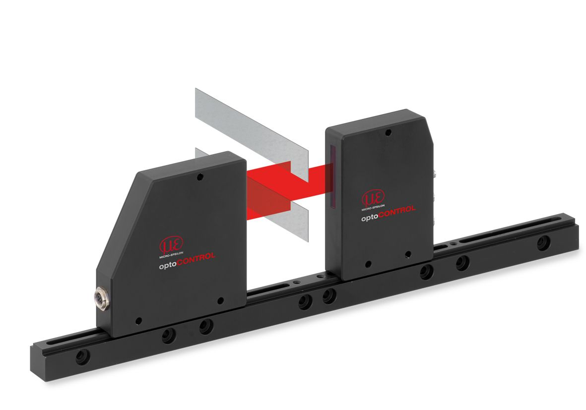 Mikrometr laserowy optoCONTROL 1220