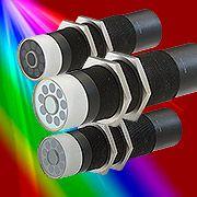 Czujniki koloru ze stałą optyką do różnych powierzchni