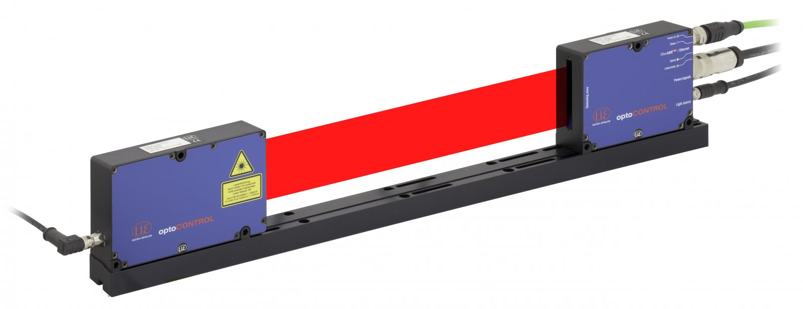 optoCONTROL 2520 Mikrometr laserowy