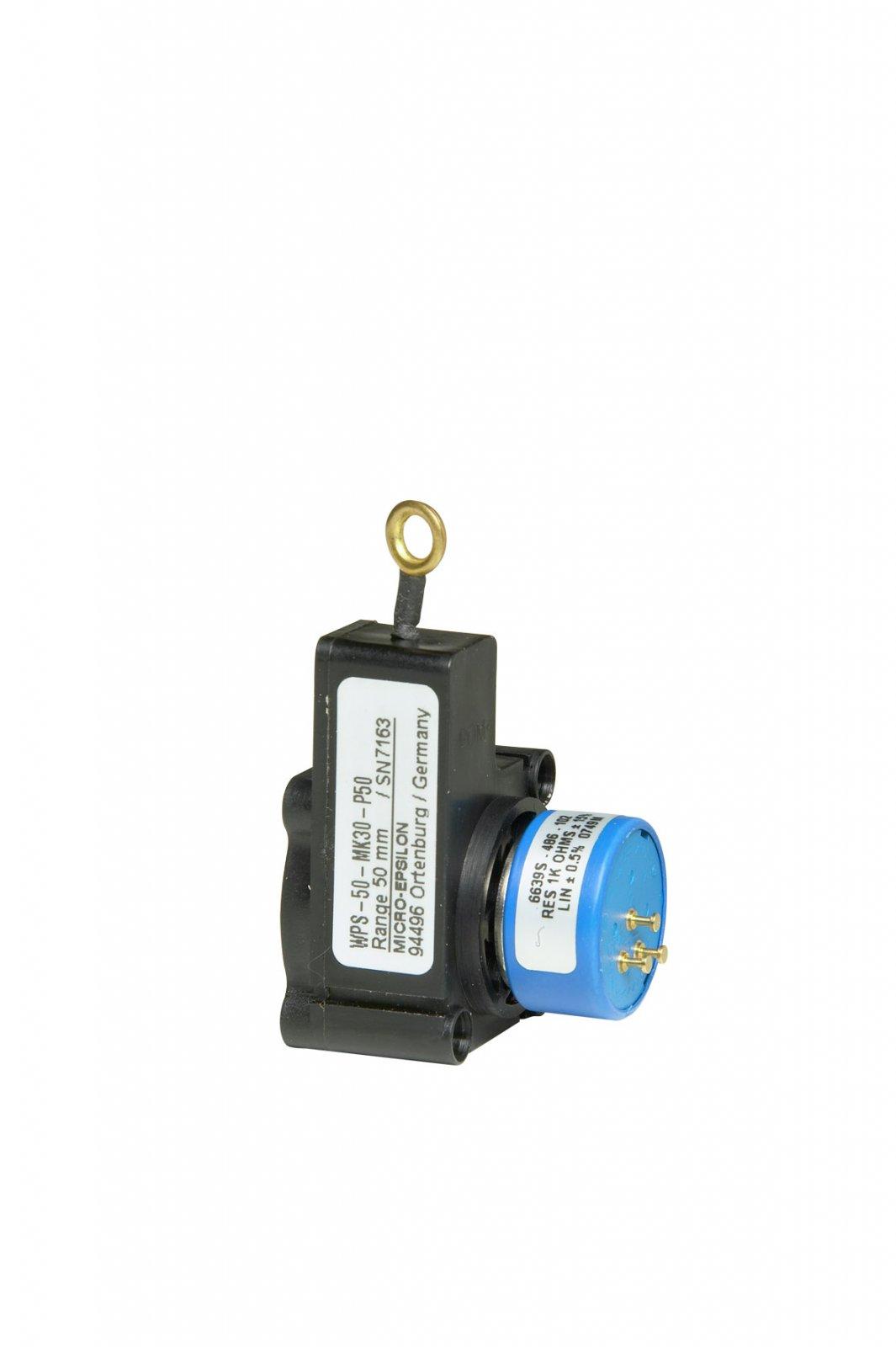czujnik linkowy WPS MK30 analogowy